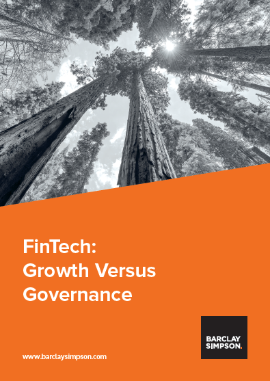 FinTech: Growth Versus Governance