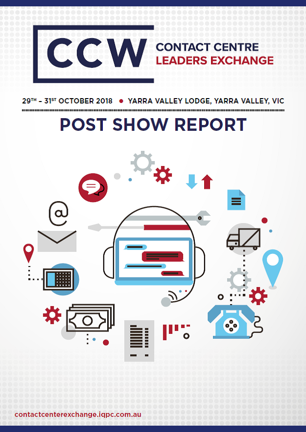 Post Show Report - Contact Centres Leaders Exchange 2018