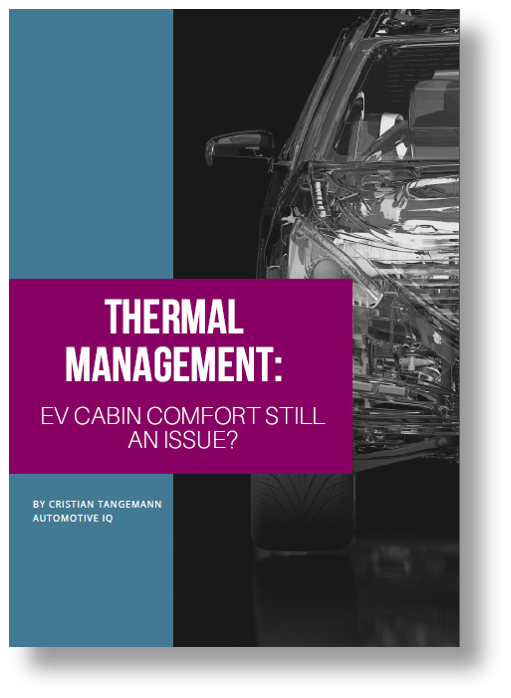 Partner Content – Article: Thermal Management: EV Cabin Comfort Still an Issue?