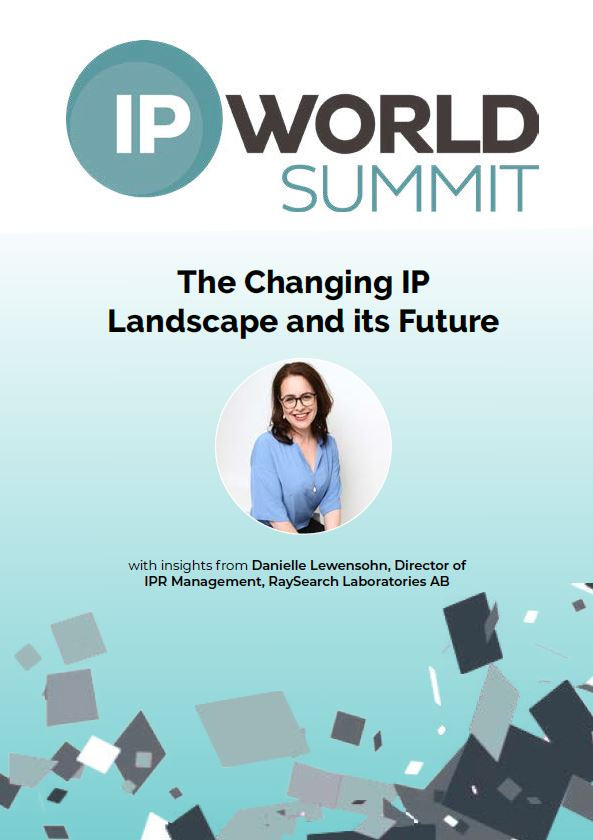 The Changing IP Landscape and its Future