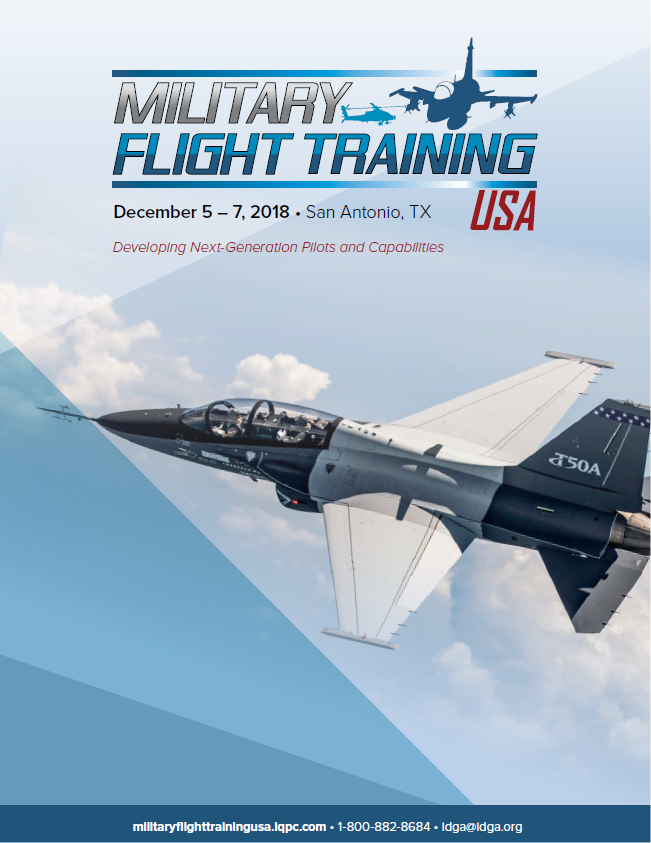 2018 Military Flight Training Brochure
