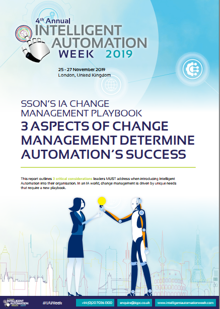 3 Aspects of Change Management Determine Automation's Success