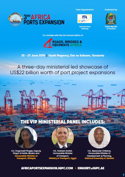 Brochure: 3rd Africa Ports Expansion