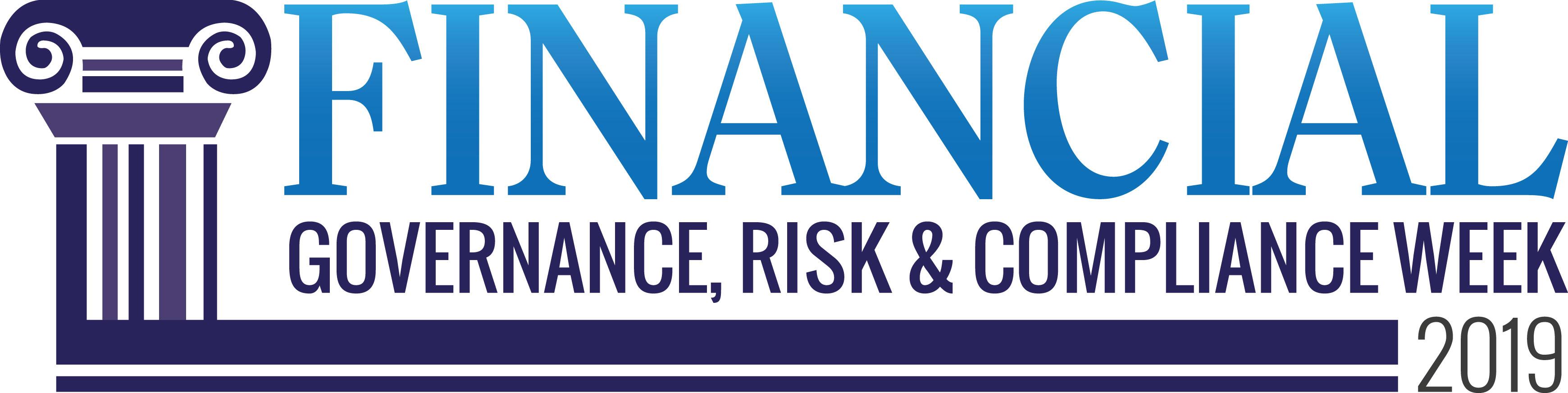 Financial Governance, Risk & Compliance Week Asia 2019 Agenda