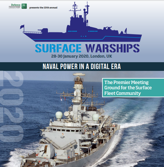 Surface Warships 2019-20 Attendee List