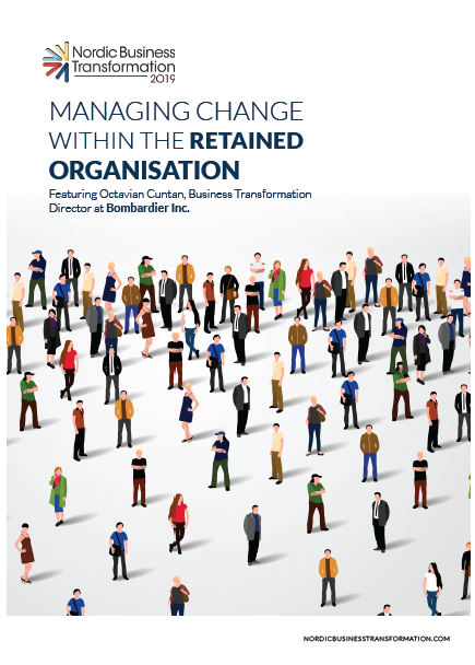 Managing Change within the Retained Organisation
