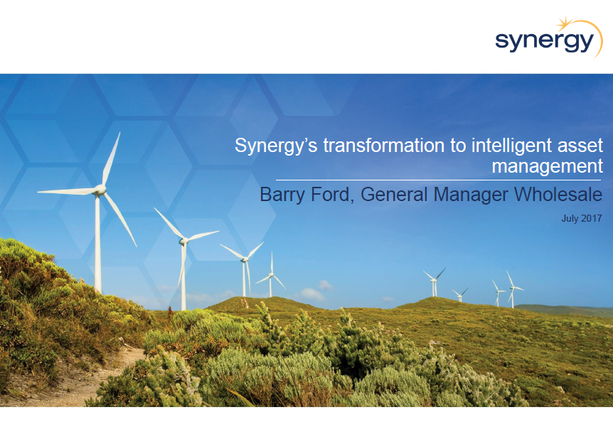 Insights into Synergy's Initiatives to Move Towards  a Digital-Driven Asset Plan