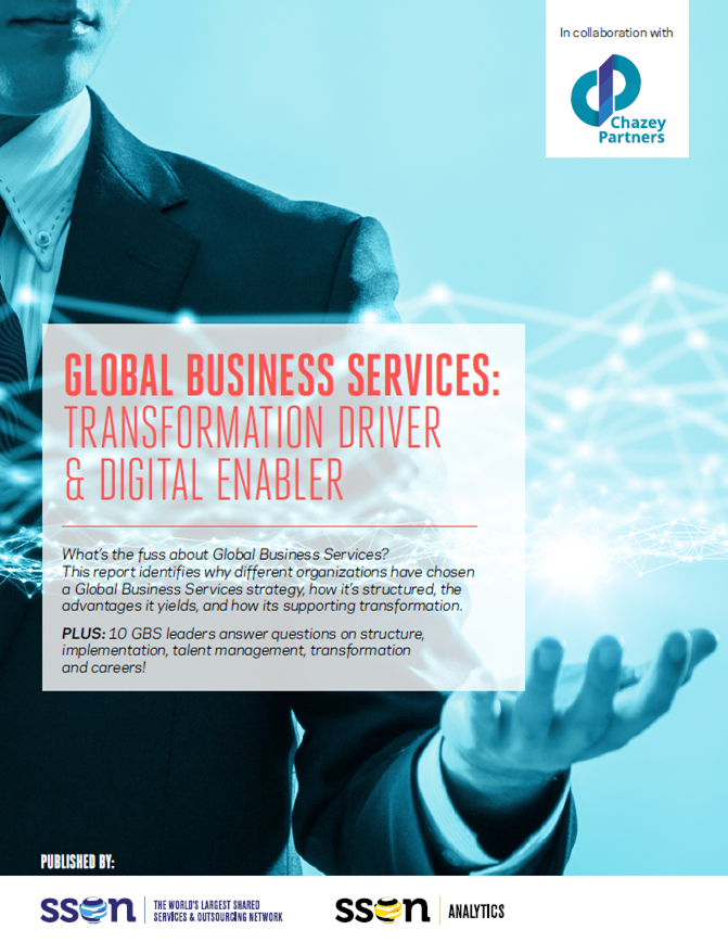 Global Business Services: Transformation Drive and Digital Enabler