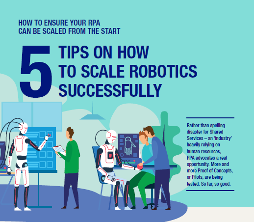 5 Tips on How to Scale Robotics Successfully