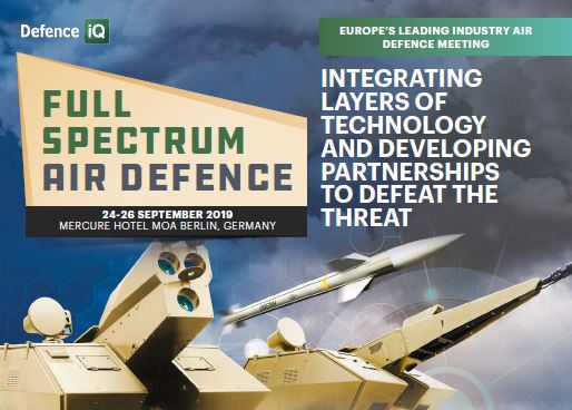 Download the Full Spectrum Air Defence International Agenda