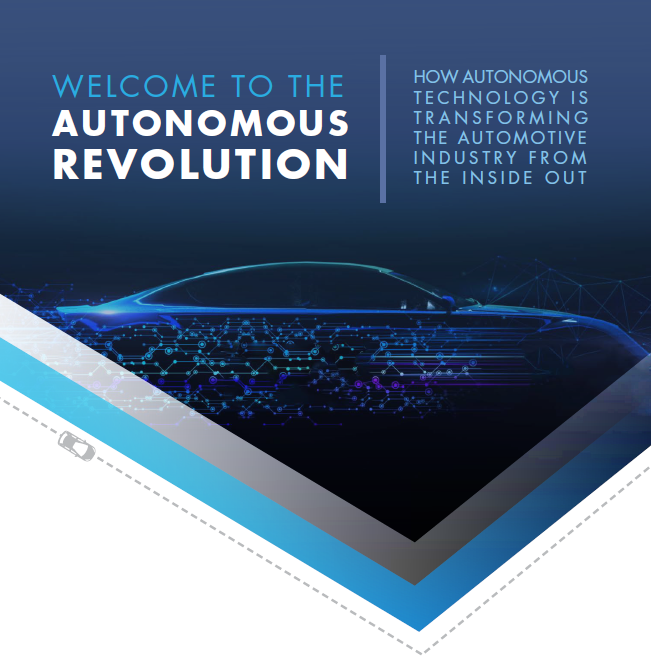 The Autonomous Technology Transformation in the Automotive Industry