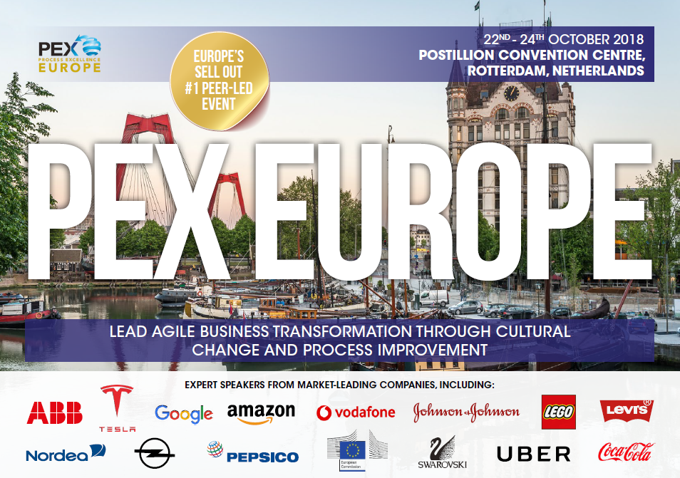 Process Excellence Europe Onsite Guide
