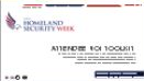 Attendee ROI Toolkit: Homeland Security Week 2018