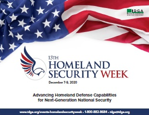 Homeland Security Week 2021 Digital Agenda