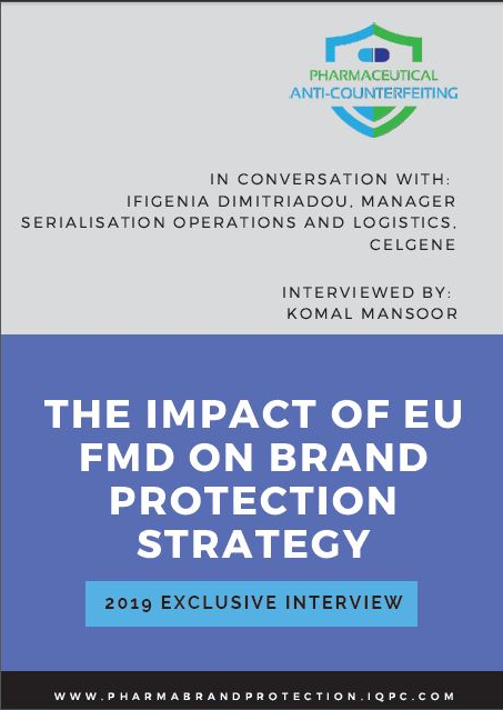 2019 Exclusive Interview: The Impact of EU FMD on Brand Protection Strategy