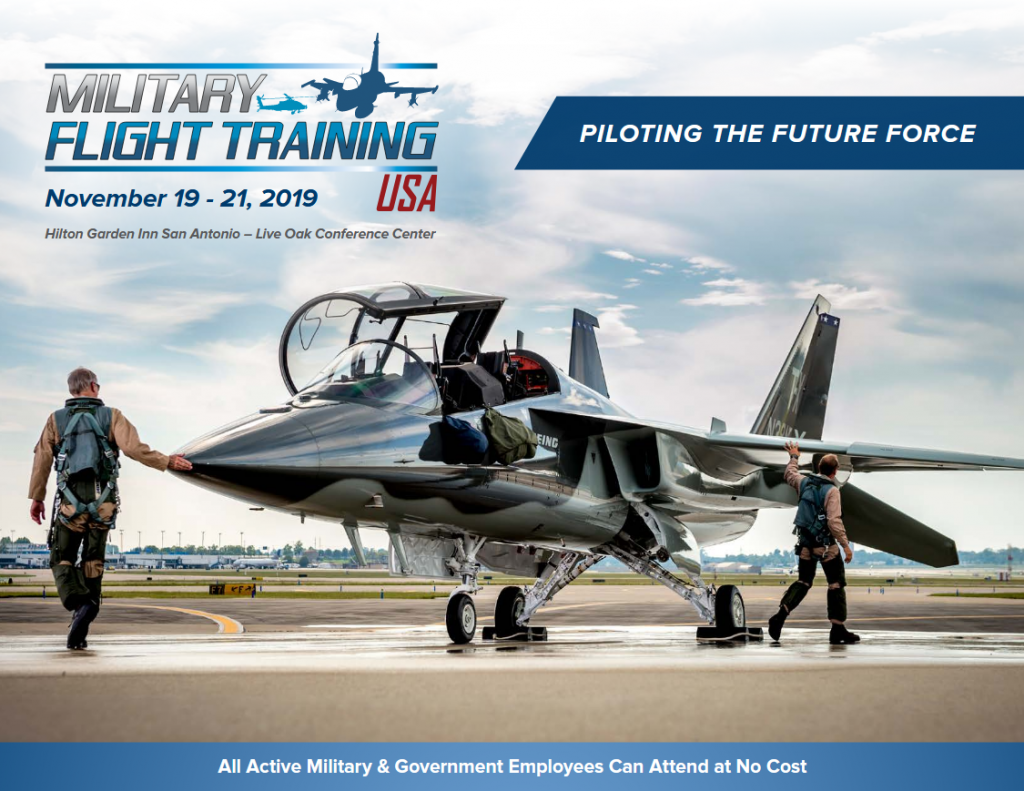Military Flight Training 2019 - Event Guide