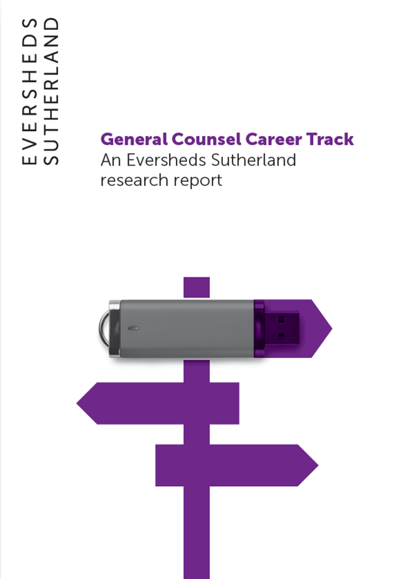 Eversheds Research report: GC Career Track for In-House lawyers