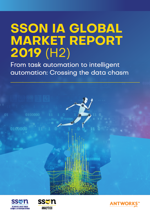 Download the IA Global Market Report 2019 - From task automation to intelligent automation