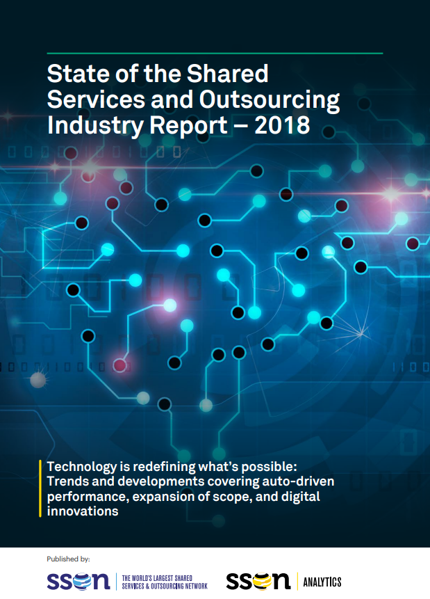 Shared Services Week Autumn - Industry Report