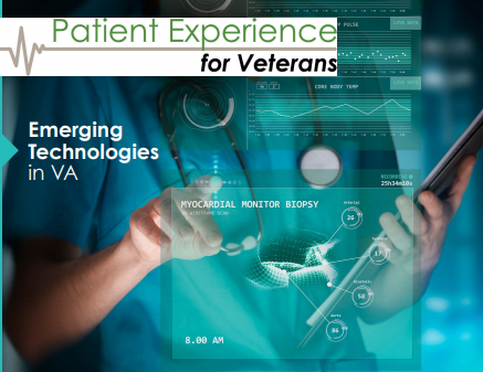 6 Emerging Technologies Transforming the Patient Experience for Veterans