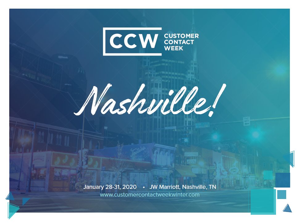 View the Full Event Guide: CCW Nashville 2020