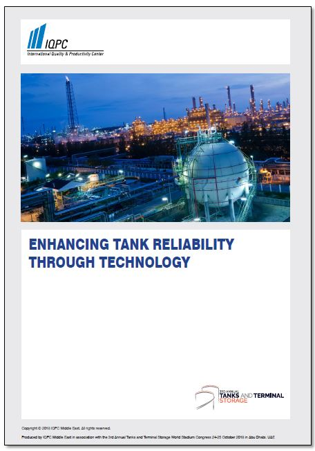 Enhancing tank reliability through technology