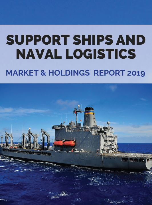 Support Ships Market & Holdings Report 2019