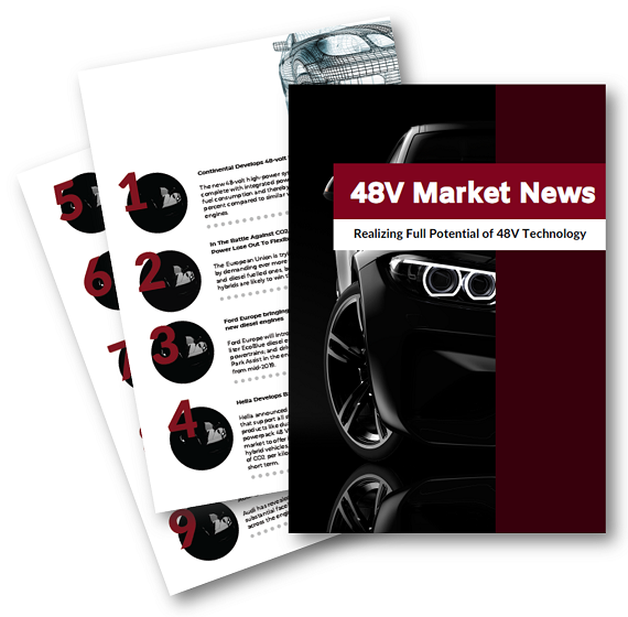 48V Top Stories that you might have missed - Market Overview and Emission Reduction