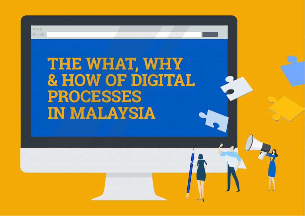 Read the Report - The What, Why & How of Digital Processes in Malaysia