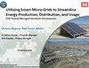 Utilizing Smart Micro-Grids to Streamline Energy Production, Distribution, and Usage