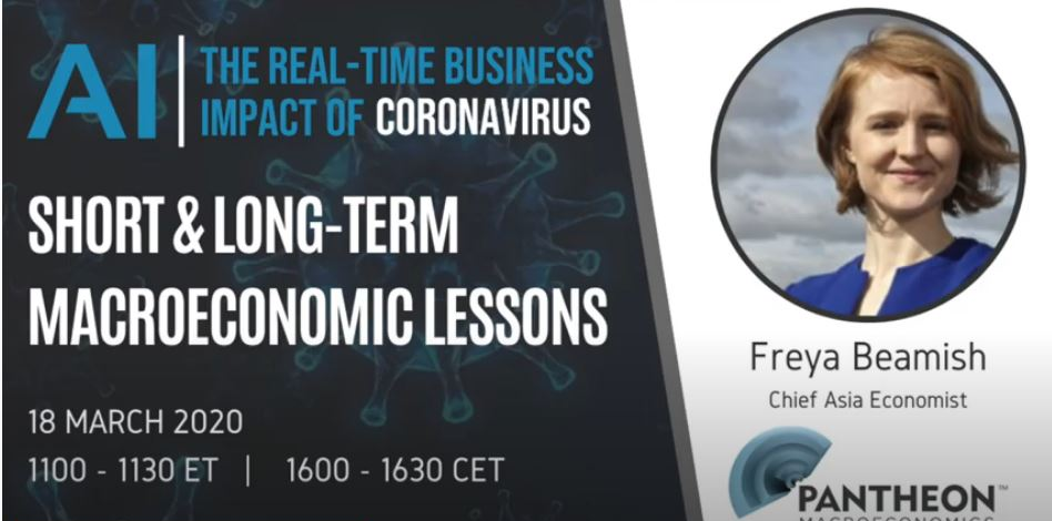 The Real Time Business Impacts of COVID-19