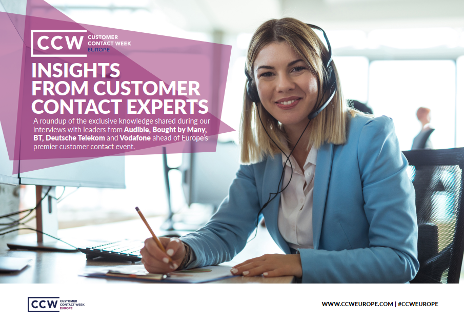 Insights from Customer Contact Experts