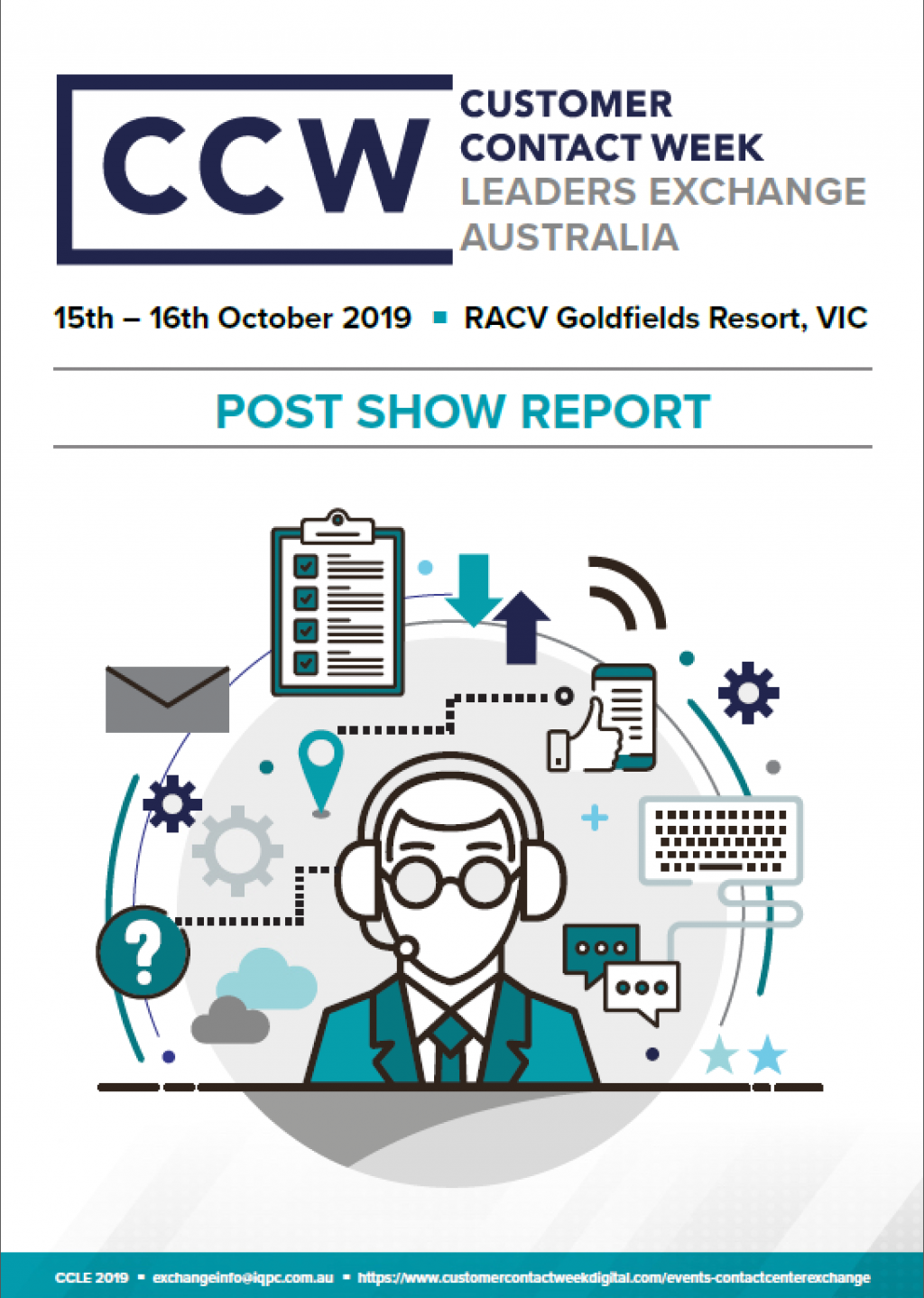 Customer Contact Leaders Exchange 2019 Post Show Report