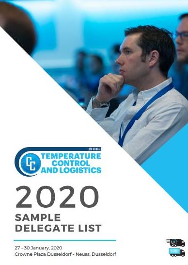 2020 Attendee List