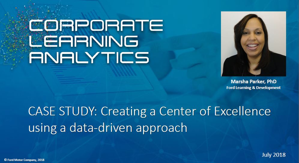 Creating a Center of Excellence Using a Data-Driven Approach