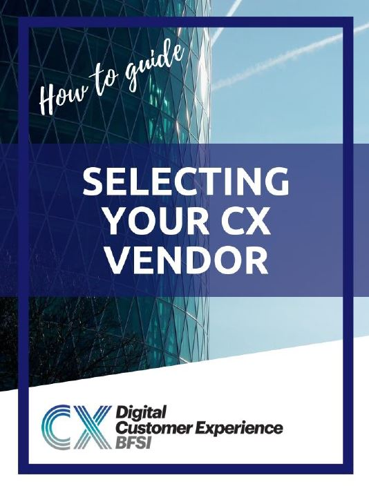 How To Guide: Selecting Your CX Vendor