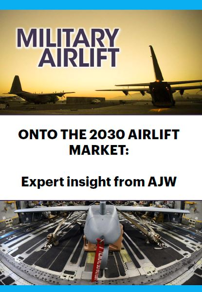 Onto the 2030 airlift market: Insight from AJW