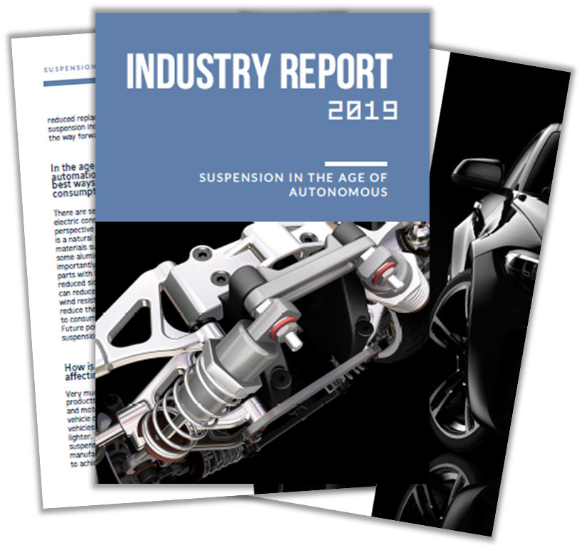 Report on the role of chassis for autonomous vehicles