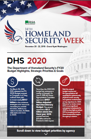 DHS 2020 Budget Breakdown: Where is the $49.7 billion in funding going?