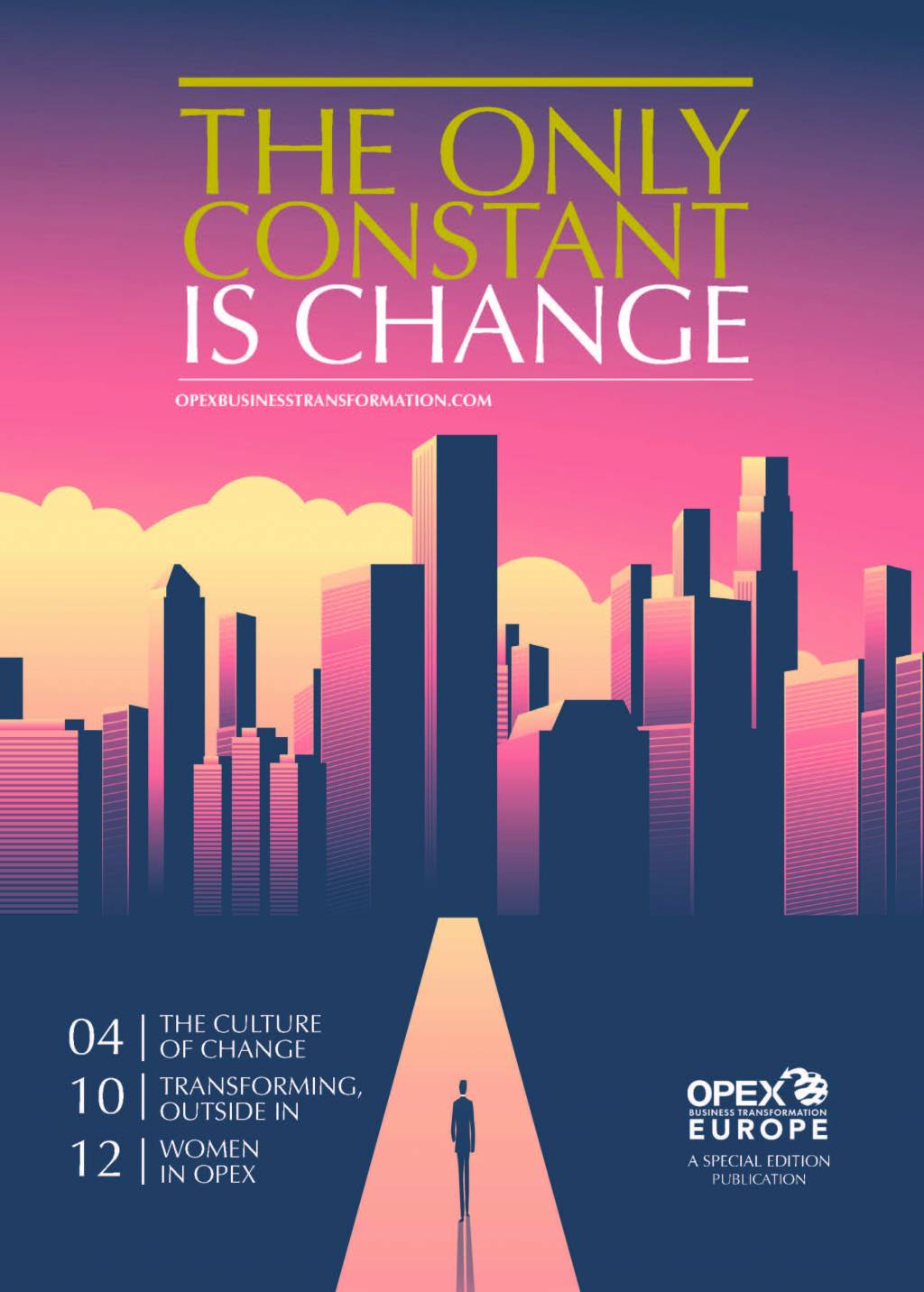 Exclusive Digital Magazine - The Only Constant is Change