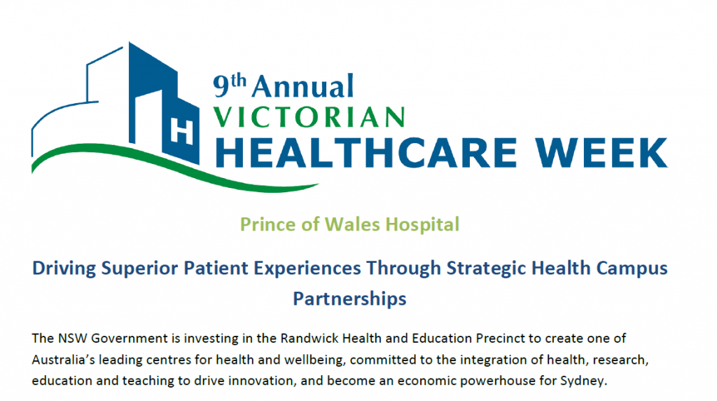 Prince of Wales Hospital: Driving Superior Patient Experiences Through Strategic Health Campus Partnerships