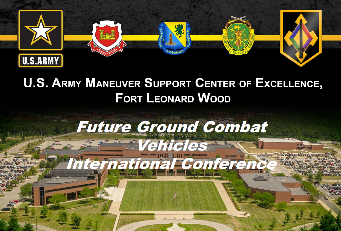 Taking a New Approach to Solving Mobility & Protection Challenges of Combat Vehicles in the Battlefield