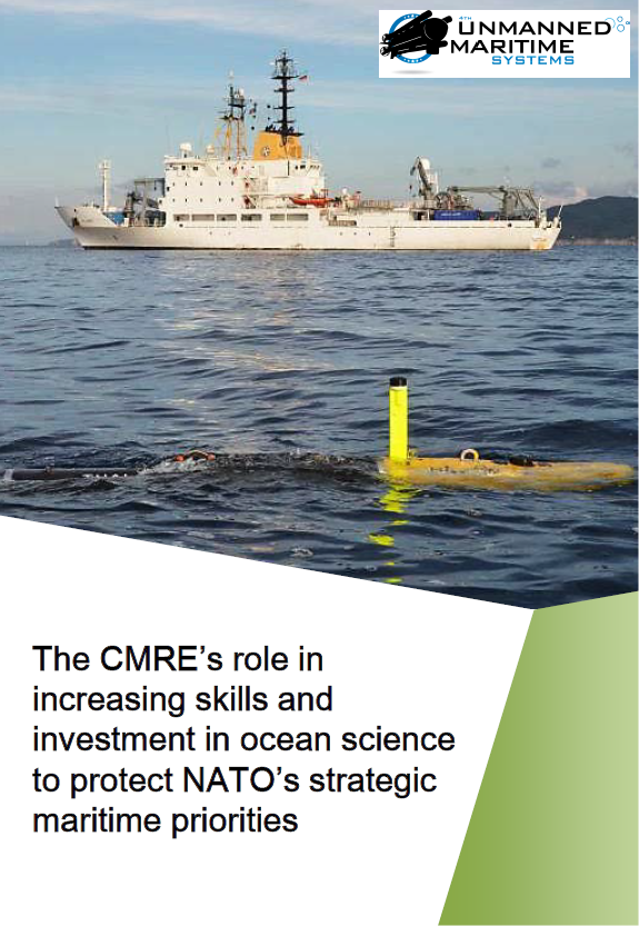 The CMRE's Role in Increasing Skills & Investment in Ocean Science to Protect NATO's Strategic Maritime Priorities