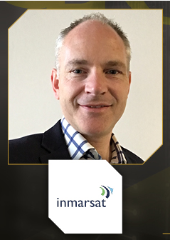 Finance Face to Face with Jules Radford, VP Finance Operations of Inmarsat