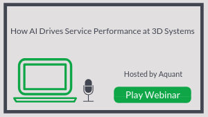 How AI Drives Service Performance at 3D Systems
