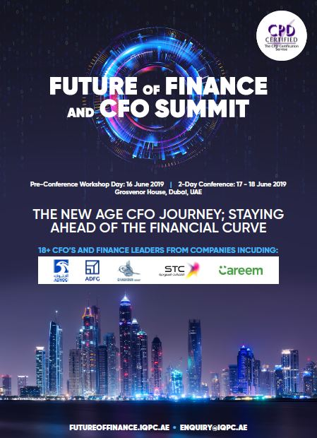 Brochure: Future of Finance and CFO Summit