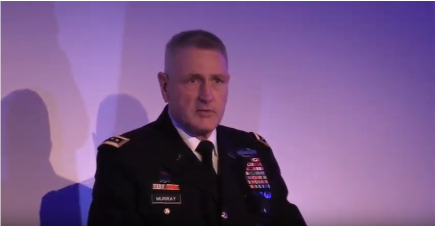 General John M. Murray's keynote address at International Armoured Vehicles 2019: The Army Futures Command