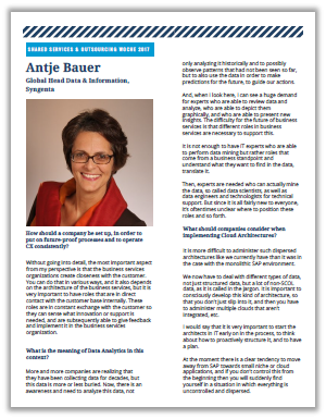 Exclusive Interview with Antje Bauer