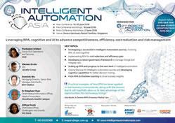 Intelligent Automation Asia Summit Brochure - Sponsorship