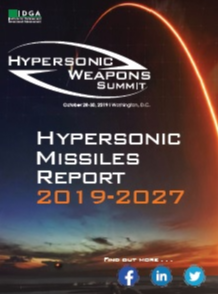 Hypersonic Weapons 2019-2027 Market Report
